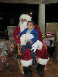 Santa's Buddy