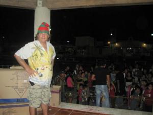 Santa's Chauffer Elf Steve